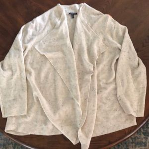Eileen Fisher Peppered Cardigan